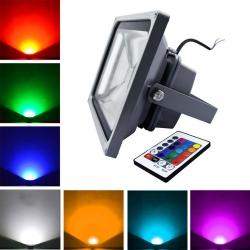 Proiector Led RGB 30W