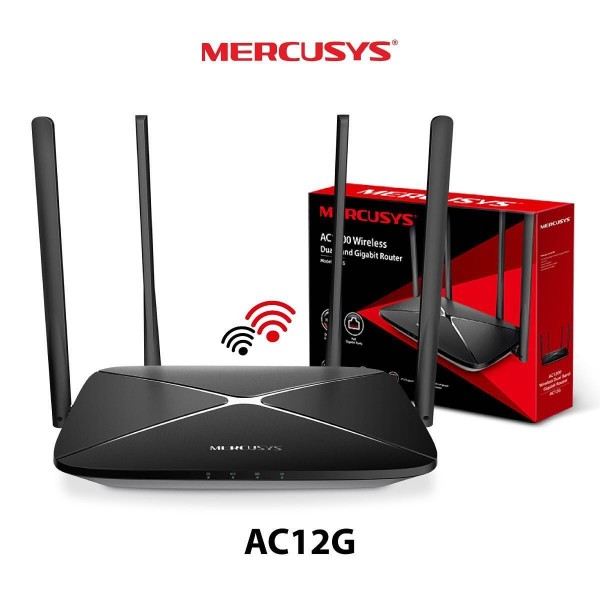 Router Mercusys AC12G