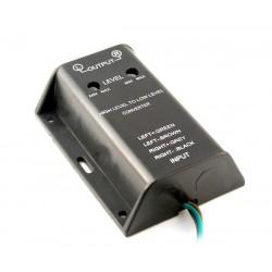 Adaptor semnal audio pentru subwoofer auto
