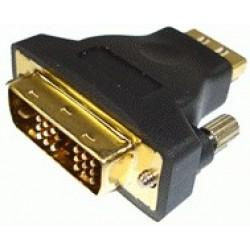Adaptor HDMI 1xMama / 1xDVI-D Tata