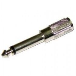 Adaptor Jack 6mm la Jack 3,5mm Mama metal