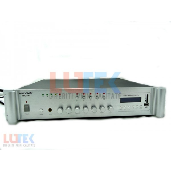 Amplificator Meyas UFL 180 (UFL 180) - www.lutek.ro