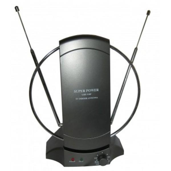 Antena TV de camera cu amplificare (ANT1) - www.lutek.ro