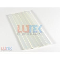 Bagheta de silicon 300 mm transparenta