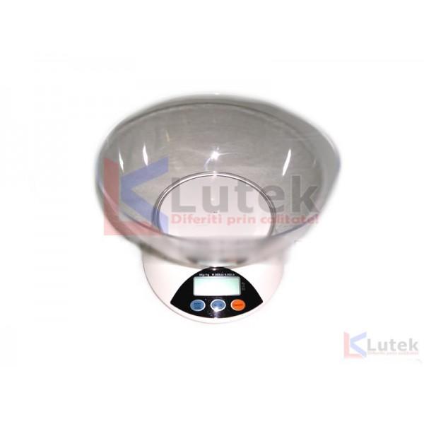 Cantar de bucatarie electronic (LTK-CNTE) - www.lutek.ro