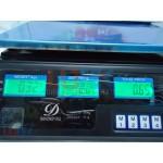 Cantar 40 kg electronic cu acumulator (LTK-CE30) - www.lutek.ro