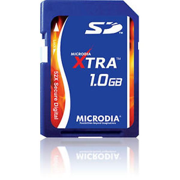 Card SD 52X Microdia Xtra 1GB (CMPSD1GB52) - www.lutek.ro