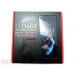 Casti monitor profesionale Superlux HD661 (HD661BO) - www.lutek.ro