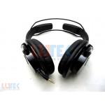 Casti monitor profesionale Superlux negre (HD661B) - www.lutek.ro