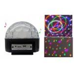 Disco ball cu telecomanda si USB (LTK-DB02) - www.lutek.ro