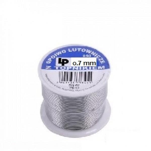 Fludor 0,7 mm (LUT0027-100) - www.lutek.ro