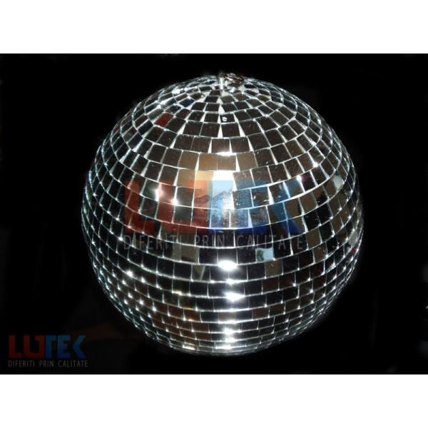 Glob disco cu oglinzi si motor (LTK-GD01) - www.lutek.ro