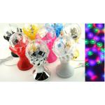 Glob magic cu lumini disco (es 02) - www.lutek.ro