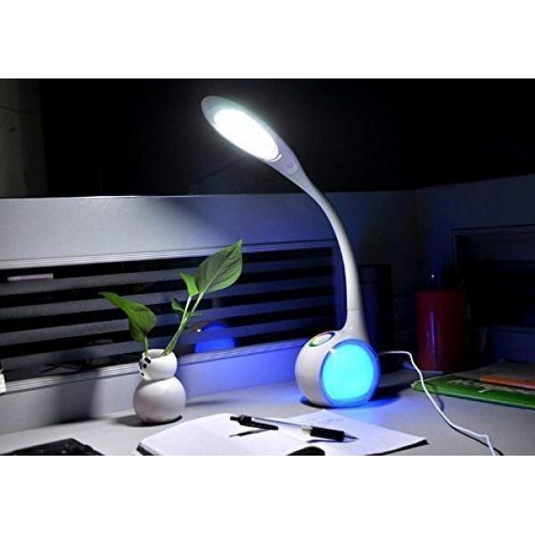 Lampa de birou cu touch (led) - www.lutek.ro