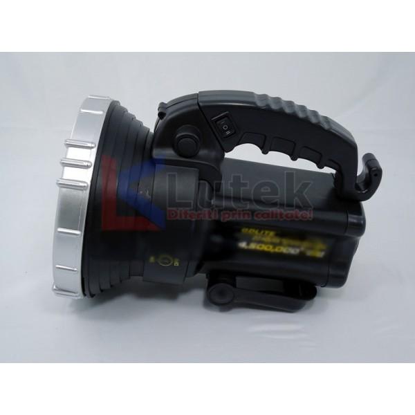 Lanterna cu halogen si semnalizare (GD-2005LX MK2) - www.lutek.ro