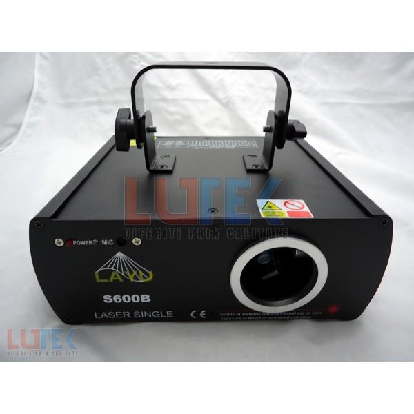 Laser animatie albastru  Layu S600B (S600B) - www.lutek.ro