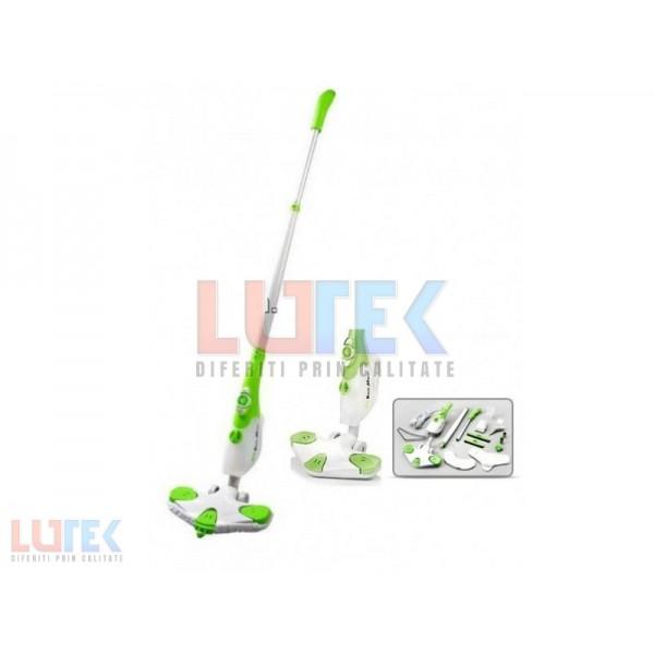 Mop cu aburi 6 in 1 (H2O X6) - www.lutek.ro