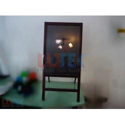 Reclama luminoasa led rescriptibila 90x43 cm
