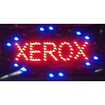 "Reclama luminoasa Led ""Xerox"" cu animatie (LTK-DSPX) - www.lutek.ro"