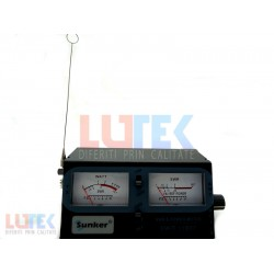 Reflectometru Sunker SWR1180P