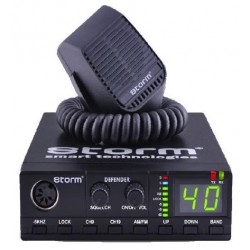Statie CB radio emisie Storm Defender II