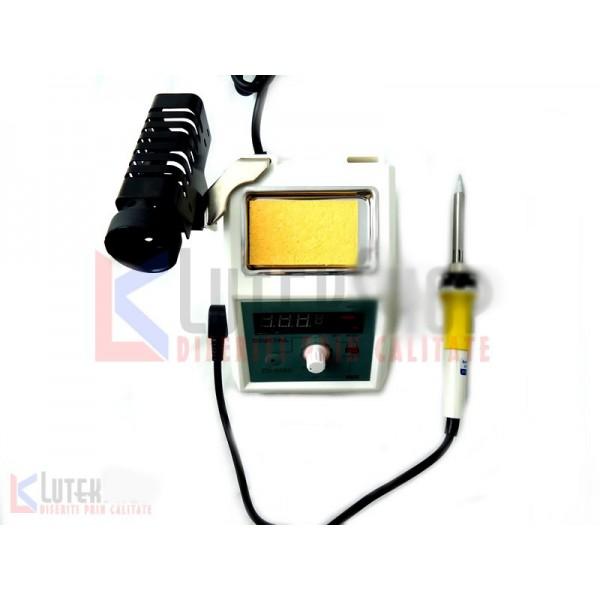 Statie de lipire cu letcon si Procesor 929 (LTK-PRO-929) - www.lutek.ro