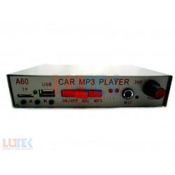 Statie Portavoce auto cu mp3 player A60