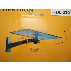 Suport TV CRT cu brat articulat HDL 220