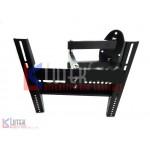 Suport TV LED cu brat dublu flexibil (LTK-HDL-117) - www.lutek.ro