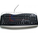 Tastatura multimedia Intex Bravo (IT-813) - www.lutek.ro