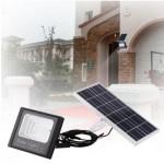 Kit solar LED 25W cu panou si telecomanda